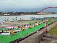SÜRGÜN - Çin'de Ejderha Teknesi Festivali'nin Kazananları Belli Oldu
