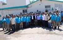 MECLİS ÜYESİ - Demirkol Temizlik İşçileriyle Bayramlaştı