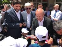 BAYRAM HEDİYESİ - Derbent'te Bayramlaşma Heyecanı