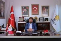 Ercik Açıklaması 'CHP İl Başkanı Yalanda Sınır Tanımıyor'