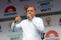 BAŞÖRTÜSÜ - Erdoğan Açıklaması 'Osmanlı Tokadını Sandıkta Vuracağız'