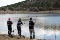 PORSUK - Eskişehir'de Balık Av Sezonu Açıldı