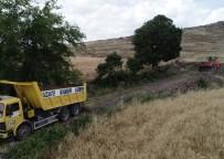BÜYÜKŞEHİR YASASI - Gaziantep'te 18 Köyden 240 Kilometre Arazi Yolu  Açıldı