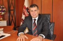 GAZIANTEPSPOR - Gaziantepspor Kulüp Başkanı Şahin'den Suç Duyurusu