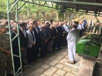AMASYA VALİSİ - Haluk İpek'in Baba Acısı