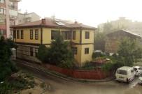 RÜZGARA KARŞı - Isparta'ya Kuvvetli Yağış Uyarısı