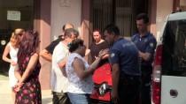 HALKEVLERI - İzmir'de AK Parti Milletvekili Adayına Tehdit İddiası