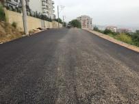 MUSTAFA TÜRK - İzmit Belediyesi'nden Yol Ve Kaldırım Çalışması
