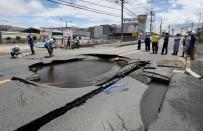 TREN SEFERLERİ - Japonya'da 6.1 Büyüklüğünde Deprem Açıklaması 3 Ölü