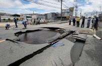 TSUNAMI - FLAŞ! 6,1 büyüklüğünde deprem
