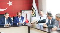 ESNAF ODASı BAŞKANı - Karabacak Açıklaması 'Esnaf Teşkilatı Olarak Atiker Konyasporumuza Sahip Çıkmalıyız'