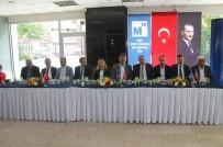 MILLIYETÇI HAREKET PARTISI - Konya SMMMO Bayramlaştı