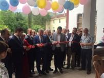 TÜRK LIRASı - Koyulhisar'da Kültür Merkezi Hizmete Açıldı