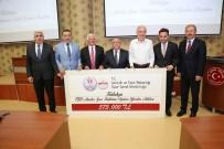 TÜRKIYE FUTBOL FEDERASYONU - Kütahya'da Amatör Spor Kulüplerine 573 Bin TL'lik Destek