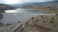 KARACAOĞLAN - Mersin'de Gölet Hamlesi
