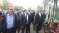 MHP Genel Başkan Yardımcısı Prof.Dr. Aydın Esnafla Buluştu