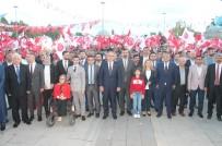 MUSTAFA KALAYCI - MHP Konyalılarla Bayramlaştı