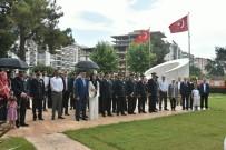 ŞEHİT POLİS - Müdür Ulucan, Personeli İle Bayramlaştı