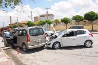 Niğde'de Trafik Kazası Açıklaması 1 Yaralı