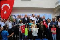 ABDULLAH NEJAT KOÇER - Şahinbey Belediyesi'nden Bir Sosyal Tesis Daha