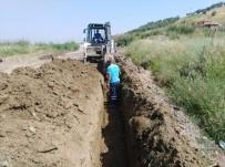 MEHMET KARA - Şamar'a İçme Suyu, Selvilitepe'ye Kanalizasyon