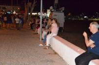 TURİZM SEZONU - Sarımsaklı'da Vatandaşlar Sahil Bandında Oturabilmek İçin Banklar İstiyor