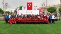YABANCı DIL - Sivas'ta 'Futbol Okulu Projesi'