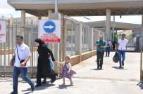 Suriyeliler Dönüşe Geçti