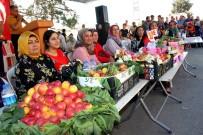 TERTIP KOMITESI - Terörden Temizlenen Amanoslar'da 'Kayısı Festivali'