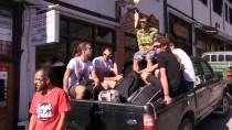 'Yarasa Kanatlar' 200 Kilometre Hızla Atladı