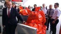 SİYASİ PARTİ - ABD'de Kullanılan Oylar Türkiye'ye Gönderildi