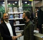 ABDÜLHAMİT GÜL - Adalet Bakanı Gül Kilis'te Esnafı Ziyaret Etti