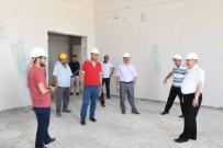 YABANCı DIL - Adıyaman'da İslami İlimler Fakültesi Binası Eğitim İçin Gün Sayıyor