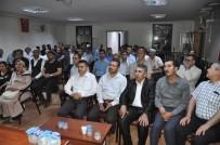 KAMU ÇALIŞANLARI - AK Parti Adayı Kirazoğlu Kamu Çalışanları İle Buluştu