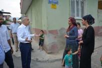 AK Parti Aydın Milletvekili Mustafa Savaş'a Coşkulu Karşılama