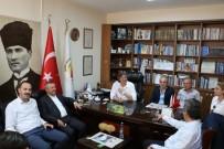 FARUK ÖZLÜ - AK Parti'den ZGC'ye Ziyaret