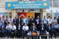 AK Parti Genel Başkan Yardımcısı Eker Açıklaması 'Demokrasi Kendi Gibi Düşünmeyen İlçe Başkanını Öldürmek Değildir'