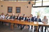 SOHBET TOPLANTISI - AK Parti Milletvekili Adayları Muhtarlarla Bir Araya Geldi