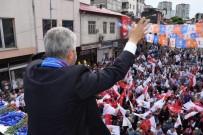 SALIH CORA - AK Parti  Trabzon Milletvekili Adayları Seçim Çalışmalarını Aralıksız Sürdürüyor