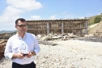 PİKNİK ALANLARI - Alanya Güney Düğün Salonu'nun Temeli Atılıyor