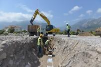 BÜYÜKŞEHİR YASASI - ASAT'tan Kemer'e 205 Milyonluk Yatırım