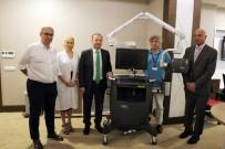 ÖMER ÖZKAN - AÜ Hastanesine Mikrocerrahi Ameliyatlarına Görüntüleme Sistemi