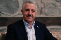 ULAŞTIRMA DENİZCİLİK VE HABERLEŞME BAKANI - Bakan Arslan Açıklaması 'Muharrem İnce Laf Cambazlığı Yaptı'