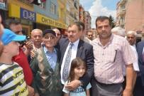 VEYSEL EROĞLU - Bakan Eroğlu, Dinar'da Vatandaşlarla Bayramlaştı