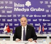 FARUK ÖZLÜ - Bakan Özlü Açıklaması 'Türk Sanayisine Bir Sıçrama Yaptırmayı Hedefliyoruz'