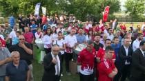 Başbakan Yardımcısı Çavuşoğlu Sporcularla Buluştu
