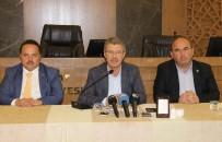 ŞEKER FABRİKASI - Başkan Akay Açıklaması 'Turhal Şeker Fabrikası Kapanmayacak'