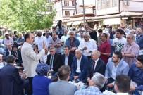 ABDULLAH DÖLEK - Başkan Altay Bedesten Esnafı İle Buluştu