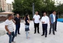 Başkan Atilla Çalışmaları Denetledi