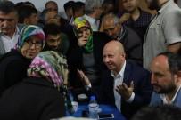 ŞIRINEVLER - Başkan Çolakbayrakdar, Her Gün Farklı Mahallede Esnaf Ve Vatandaşlarla Buluşuyor
